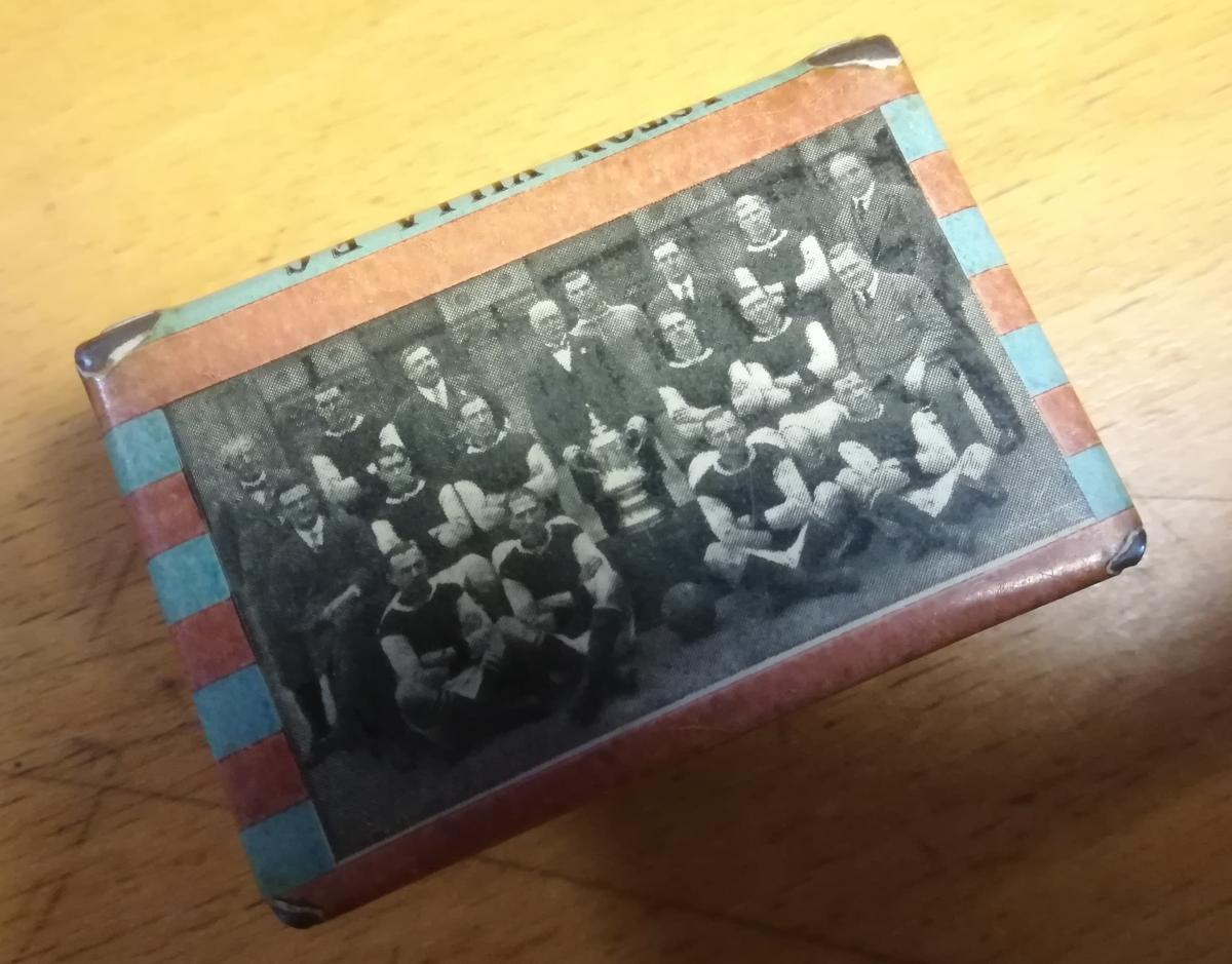 Aston Villa memorabilia valuer