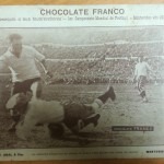 Chocolate France World Cup Final 1930 Football Cards - 10