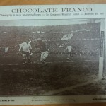 Chocolate France World Cup Final 1930 Football Cards - 12
