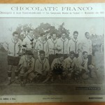 Chocolate Franco 1930 World Cup cards