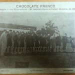 Chocolate France World Cup Final 1930 Football Cards - 3