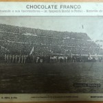 Chocolate France World Cup Final 1930 Football Cards - 4