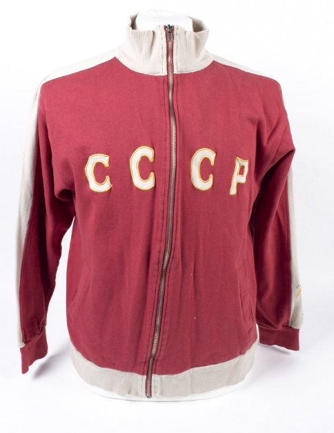 USSR matchworn shirt collector