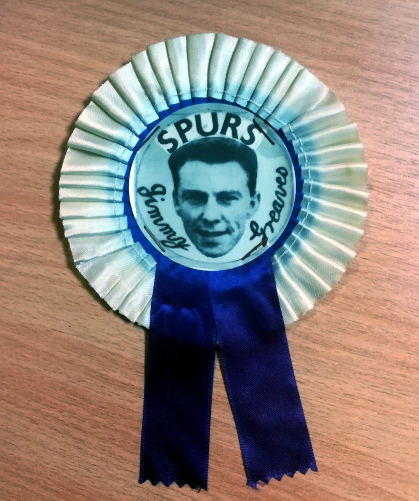 Jimmy Greaves Rosette