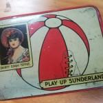 Sunderland FC dainty dinah toffee