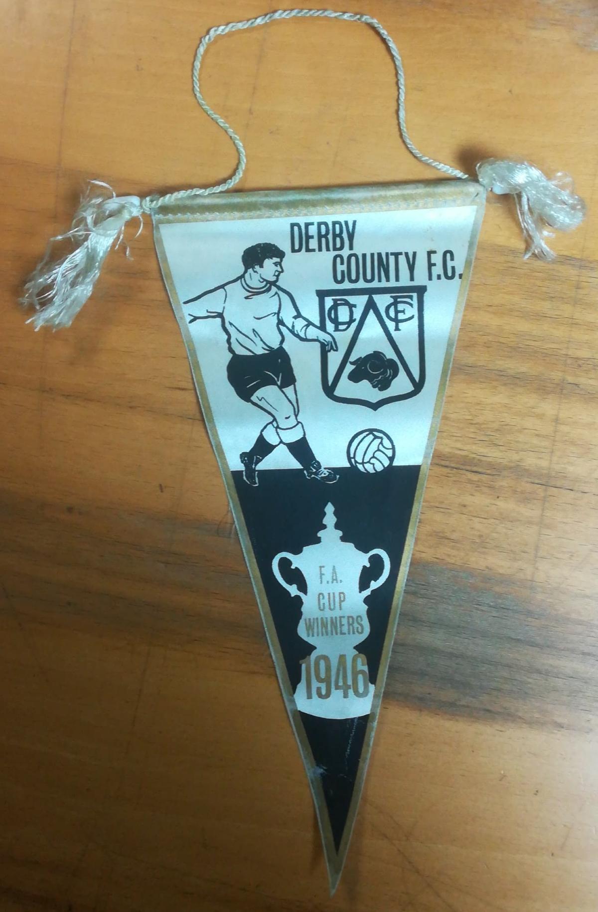 Derby Pennant