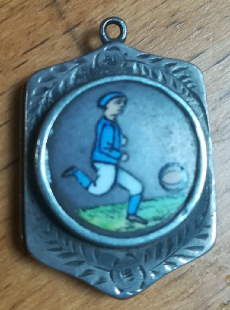 Pre-WW1 Football Locket