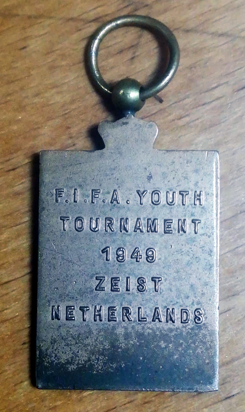 FIFA youth tournament medal collector