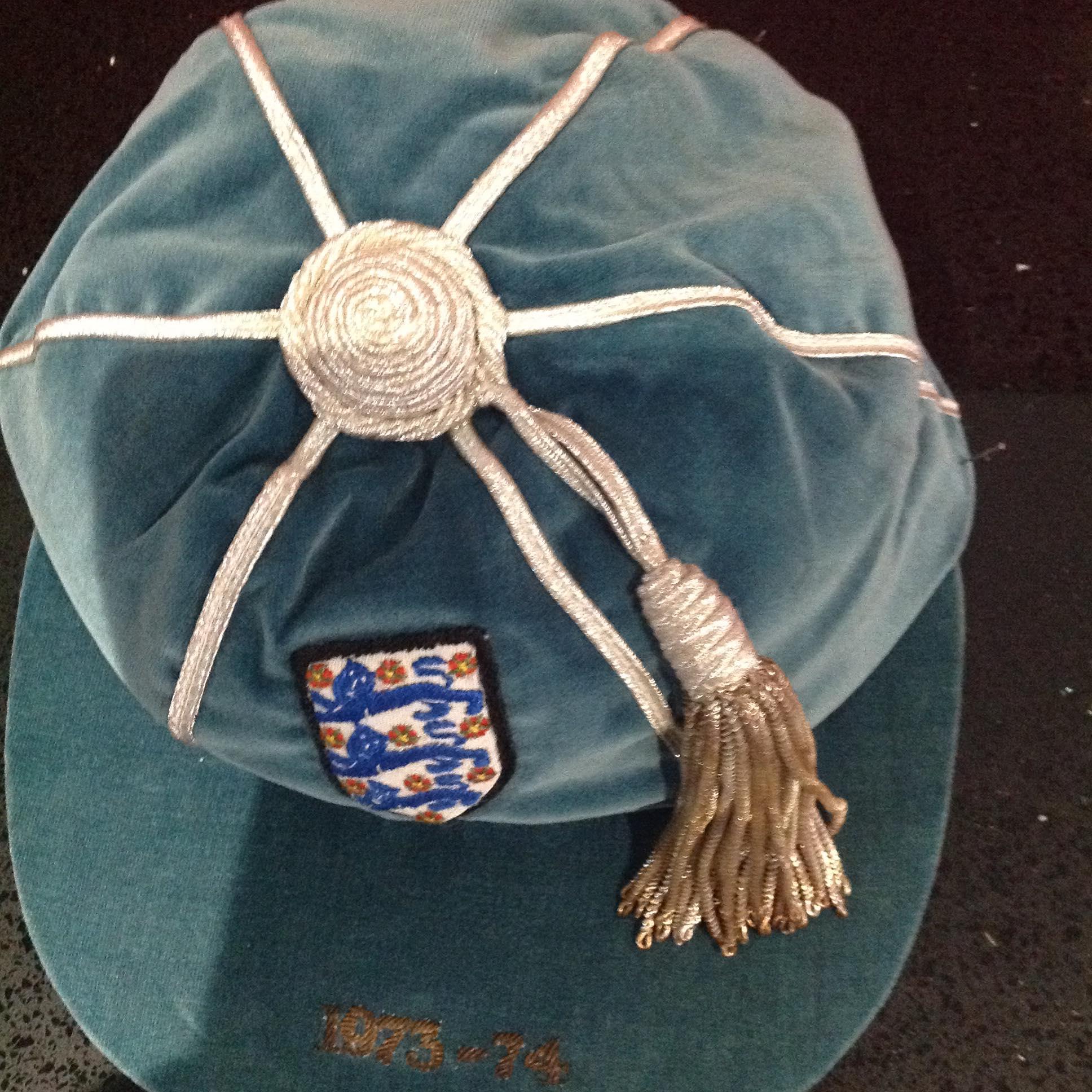 England international cap values