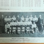 FA Cup Final 1953 Signed Programme - Team 1