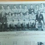 FA Cup Final 1953 Signed Programme - Team 2