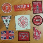 Manchester United Cloth Badges - 1