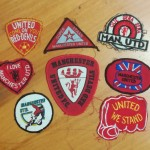 Manchester United Cloth Badges - 2