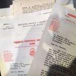 Pat Beasley letters