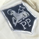 Willie Fagan - 1937 Preston North End Shirt - Badge