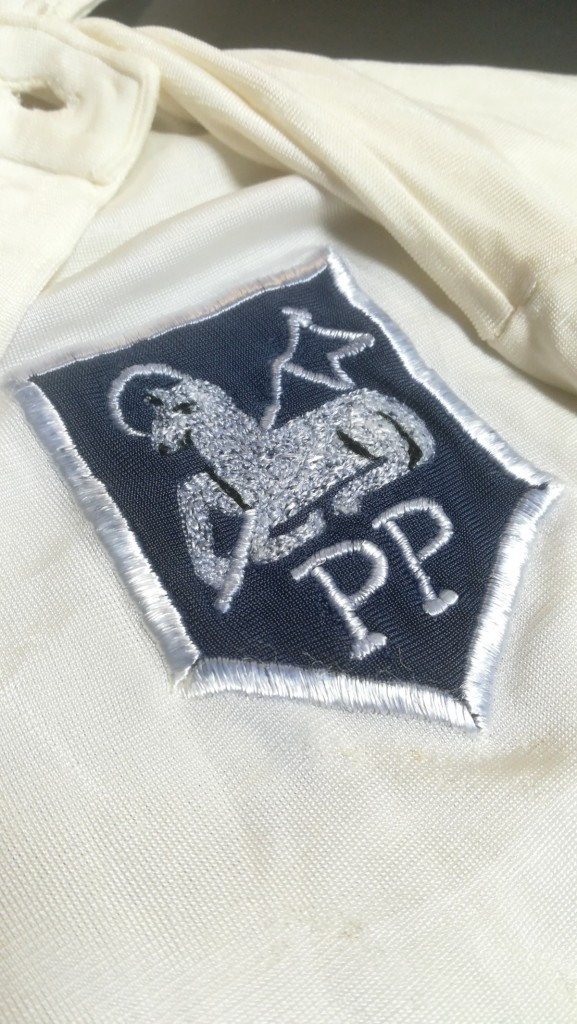 Willie Fagan - 1937 Preston North End Matchworn Shirt