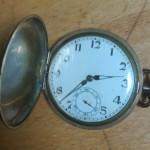 Willie Fagan - Celtic Reserves Pocket Watch - Inner