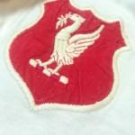 Willie Fagan - LFC - 1950 FA Cup Final - Badge