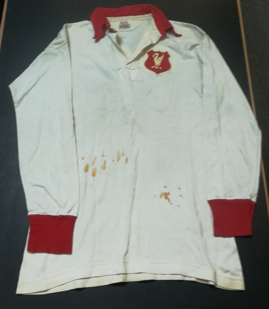 Willie Fagan's 1950 FA Cup Final Shirt