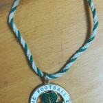 John Liddell - Celtic Badge Front