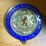 John Liddell - Scotland Badge