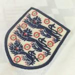 Nigel Jemson England U21 Matchworn Shirt -