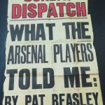 Pat Beasley - Newspaper Billboard Poster
