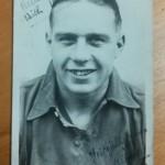 Alfred Pat Beasley Arsenal FC