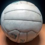 Celtic vs Rangers 1982 Signed Match Ball - 2