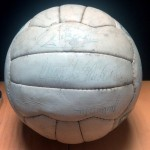 Celtic vs Rangers 1982 Signed Match Ball - 3