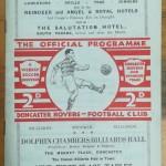 Doncaster rovers memorabilia collector