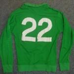Israel 22 Shirt - Possible Yair Nosovski - WC 1970 - Rear