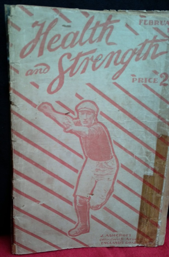 Health & Strength, February 1907 - Jimmy Ashcroft