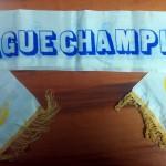 Leeds United - 1974 Champions Scarf - Club Name