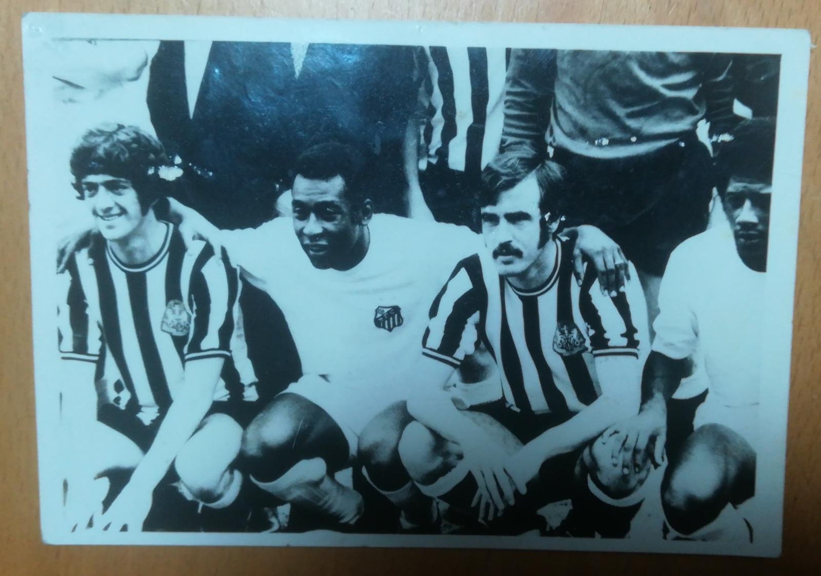 Newcastle United Pele