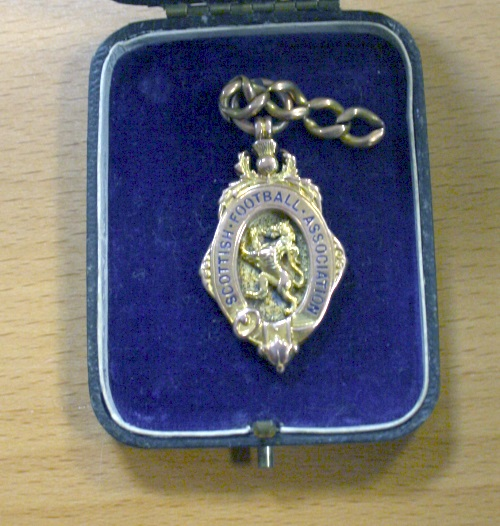 1926 Scottish FA Cup Winners Medal